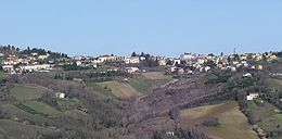 Montescudo – Panorama