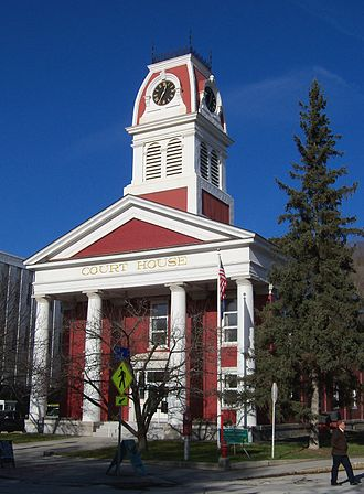 Washington County, Vermont - Image: Montpelier courthouse 6