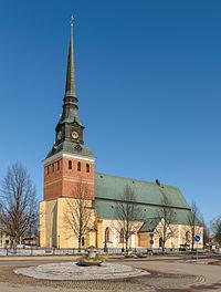 Mora kyrka Mars 2013 01.jpg