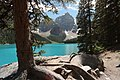 Moraine Lake hike Alberta Canada July 4th 2015 (19235513588).jpg