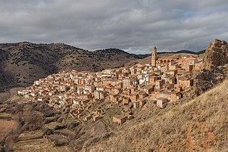 Moros, Zaragoza Municipality in Aragon, Spain