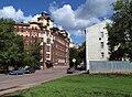 Moscow, Gilyarovskogo 65,68 Aug 2009 01.JPG