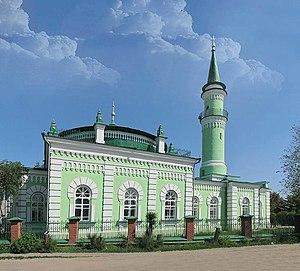 Semey - Tatar Mosque of Semey