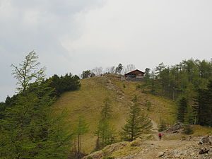 Mount Kumotori - Top of Mount Kumotori