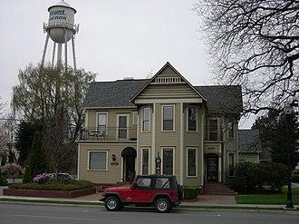 Mount Vernon, Washington - Image: Mount Vernon WA 01