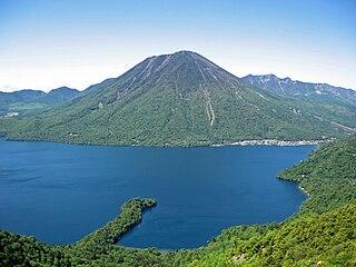 mountain in Tochigi Prefecture, Japan