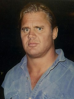 Curt Hennig American professional wrestler and manager