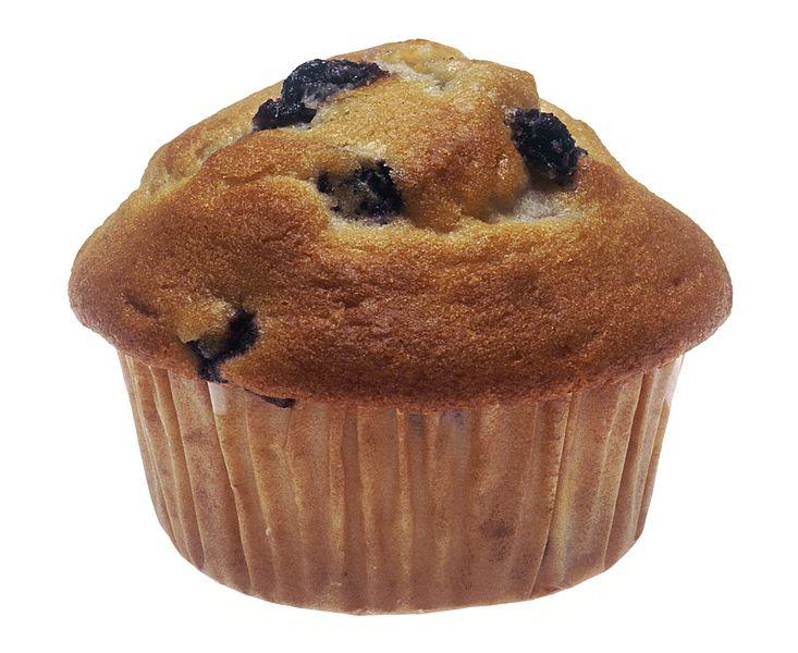 Blueberry Cupcake Recipe