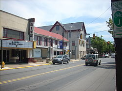 Downtown Muncy