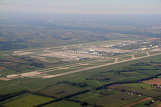 airport serving the city of Munich, Germany