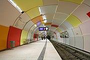 Munich subway Garching