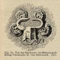 Munzsiegels Christoph II von Danemark 1321.png