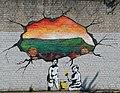 Mural, Northumberland Street, Belfast (4) - geograph.org.uk - 802385.jpg