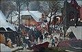 Musée Oldmasters Museum — De Aanbidding der Wijzen met Sneeuweffect, Pieter Brueghel II.jpg