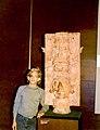 Museo Nacional de Antropología, Mexico DF, Marzo 1974 - Maya Incensario.jpg