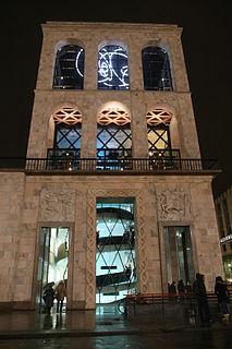 museum of twentieth-century art in Milan, Italy