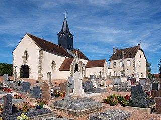 Musigny Commune in Bourgogne-Franche-Comté, France