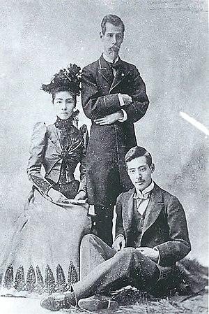 Mutsu Munemitsu - The Mustu family