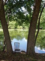 Mystic River, very near Grandfather's House, Medford, Massachusetts.JPG
