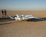 NASA-Boeing X-48C before first flight.jpg