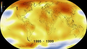 File:NASA and NOAA Report Today That 2015 Was By Far The Warmest On Record.webm
