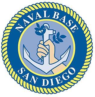 Naval Base San Diego military base