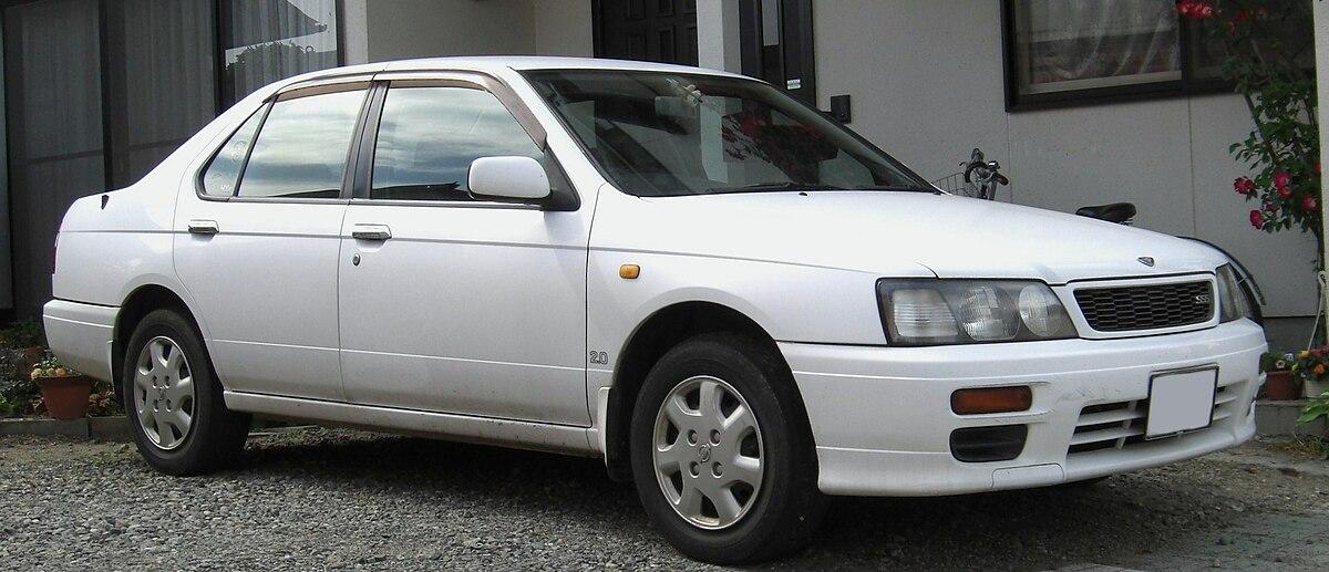 Nissan Bluebird - Wikipedia