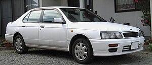 Nissan Bluebird - Nissan Bluebird (U14)