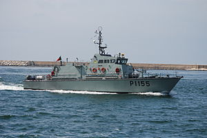 Maritime Authority System - A Portuguese Navy's ''Centauro''-class patrol boat, one its assets employed in the coast guard role under the Portuguese National Maritime Authority.