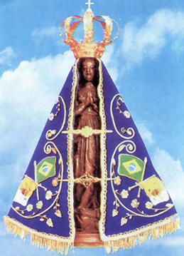 Nossa Senhora de Aparecida Céu Azul