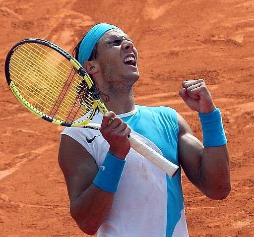 Nadal vs Federer RG 2007