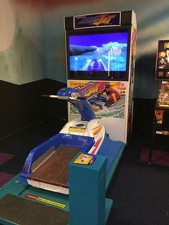 Namco System 22 - Namco Aqua Jet