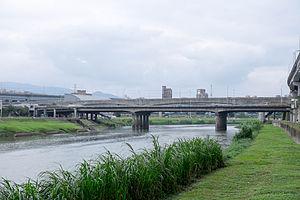 Nanhu Riverside Park - Nanhu Riverside Park southern side