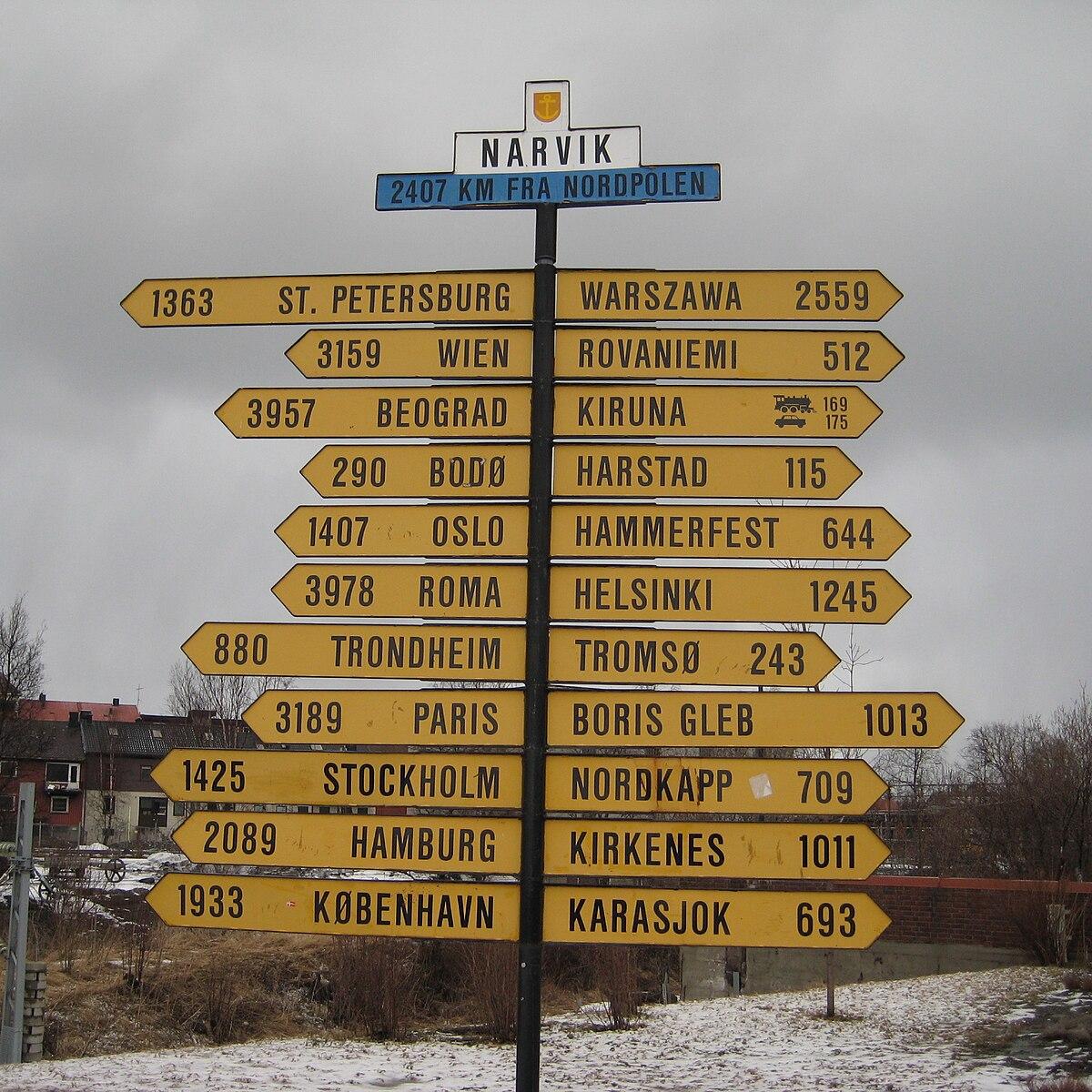 På speeddating i Bodø