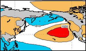 North Pacific High - Image: Nasa hi air pr avg