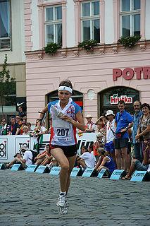 Natalia Efimova orienteer
