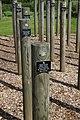 National Memorial Arboretum, Shot at Dawn 45.JPG