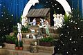 Nativity scene Poznan Stanislawa Church Winiary.JPG