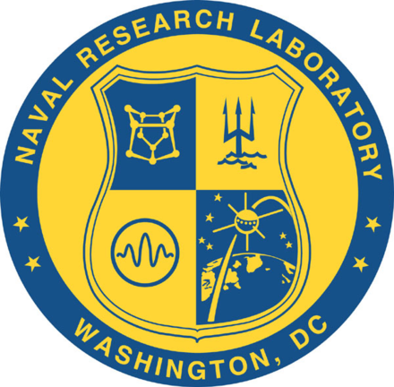 Naval Research Laboratory seal used before 2016 Naval Research Laboratory.png