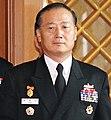 Navy (ROKN) Admiral Kim Sung-chan 해군대장 김성찬 (2010.12.16 군 지휘부 (7445960896)).jpg
