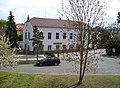 Nedvězí, restaurace U rybníka, z Pánkovy.jpg