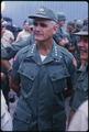 New Port, Vietnam. Queen's Cobra Arrival in Vietnam. General William C. Westmoreland, Commanding General, MACV... - NARA - 530616.tif