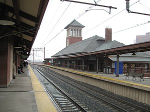 Newark Broad Street station - Image: Newark Broad Street