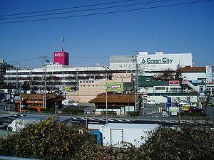 Neyagawa, Osaka - Neyagawa Green City