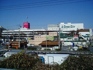 Core city in Kansai, Japan