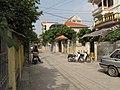 Ngõ 175, Đường Trường Chinh (nhìn ra đường Trường Chinh) - 13-2-2009 - panoramio.jpg