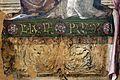 Niccolò rondinelli, madonna in trono tra i ss. girolamo e caterina d'alessandria, 03 volute.jpg