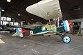 Nieuport 27 RSide Restoration NMUSAF 25Sep09 (14597112841).jpg