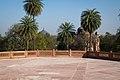 Nila Gumbad and Nai-ka-Gumbad from Humayuns tomb terrace.jpg