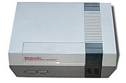 The Nintendo Entertainment System or Famicom